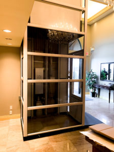 Genesis Enclosure in Roma banquet Hall in New Westminster, BC, Canada