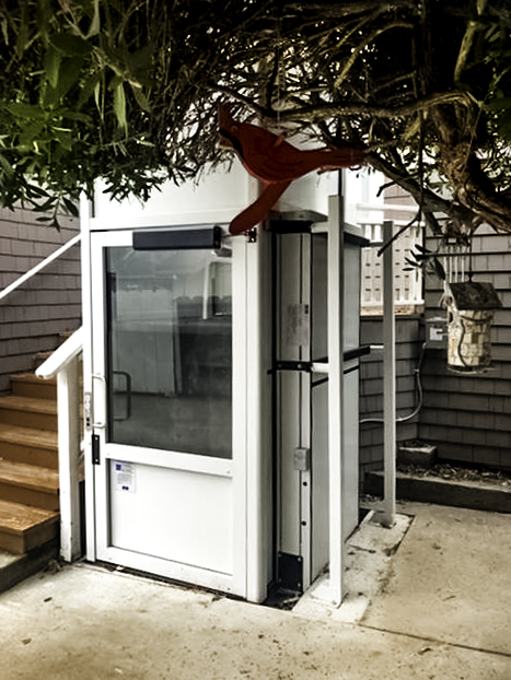 Genesis Enclosure at private residence in Monterey, California, USA
