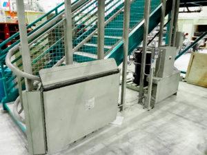 Artira installation on stairwaysa