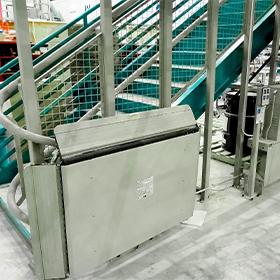Artira installed at stairwayz at Boeing in Seattle, USA