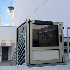 Genesis Enclosure in Las Vegas