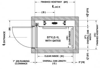 Cab Configurations Elvoron Home Elevator Garaventapedia